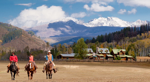 Home Ranch - Colorado dude ranch