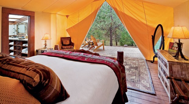 Montana Luxury Ranch- The Resort at Paws Up