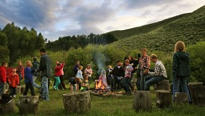 Drowsy Water Ranch - Colorado dude ranch