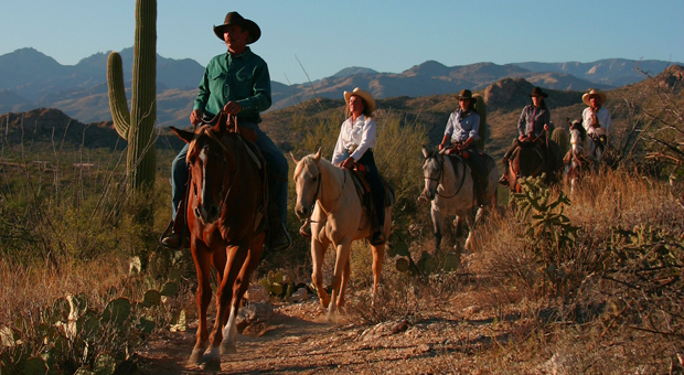 Tanque Verde Ranch - Arizona dude ranches