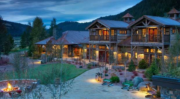 The Main Lodge at Ranch at Rock Creek