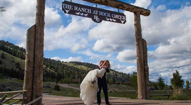 A Wedding at Ranch at Rock Creek